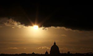 Conclave by Robert Harris review – a triumphant Vatican showdown