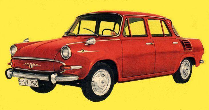 Škoda 1000 nb