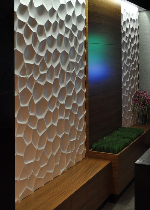 Modular arts dimensional surfaces and panels design build pros