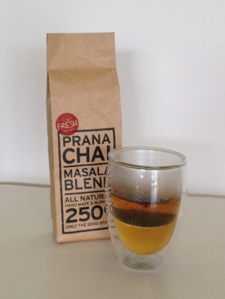 Fresh Chai Tea