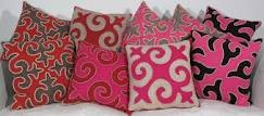 Shyrak Felt Cushion Covers