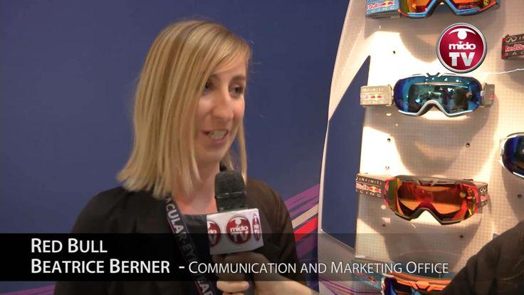 Beatrice Berner for Red Bull Eyewear at #Mido2014