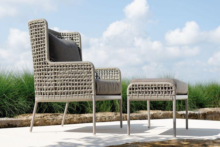 Lounge sessel greta   stilvolle outdoor möbel für ihre terrasse ...