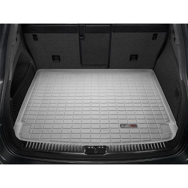 WeatherTech Custom Fit Cargo Liners for Toyota Sequoia, Grey - gray