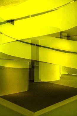 Untitled - Serie Crosslines de 2014, de Jorge Miño