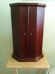 SOLID CHERRY WOOD ALTAR FOR GOHONZON ENSHRINING~BOOKS OTHER ITEMS INCLUDED