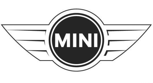 MINI logo wallpaper