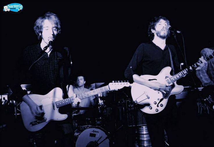 27.08.2014 : Santeria Summerclub a Terme Vigliatore  #testaintasca #maledizione #musica #rock #indie #42records #cazzituoi #roma #vintage #guitar #chitarre#sicilia