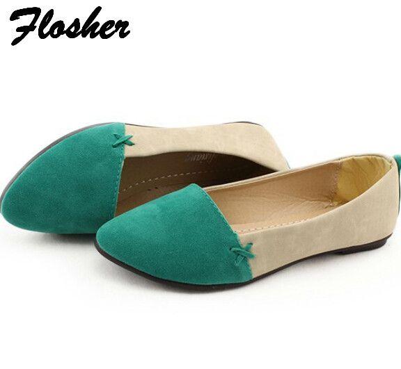 2016 nieuwe enkele schoen vrouwelijke matte textuur een enkele kleur mozaïek prinses schoenen schoenen een koreaanse wees schoenen FB0078 in               van vrouwen flats op AliExpress.com | Alibaba Groep
