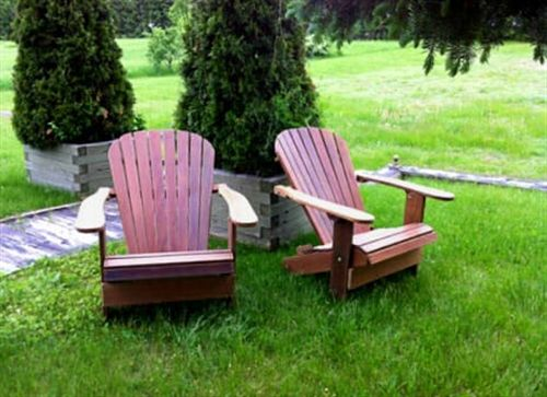 Forever Grand (ipe) Adirondack Chair. Learn More Here: Http://