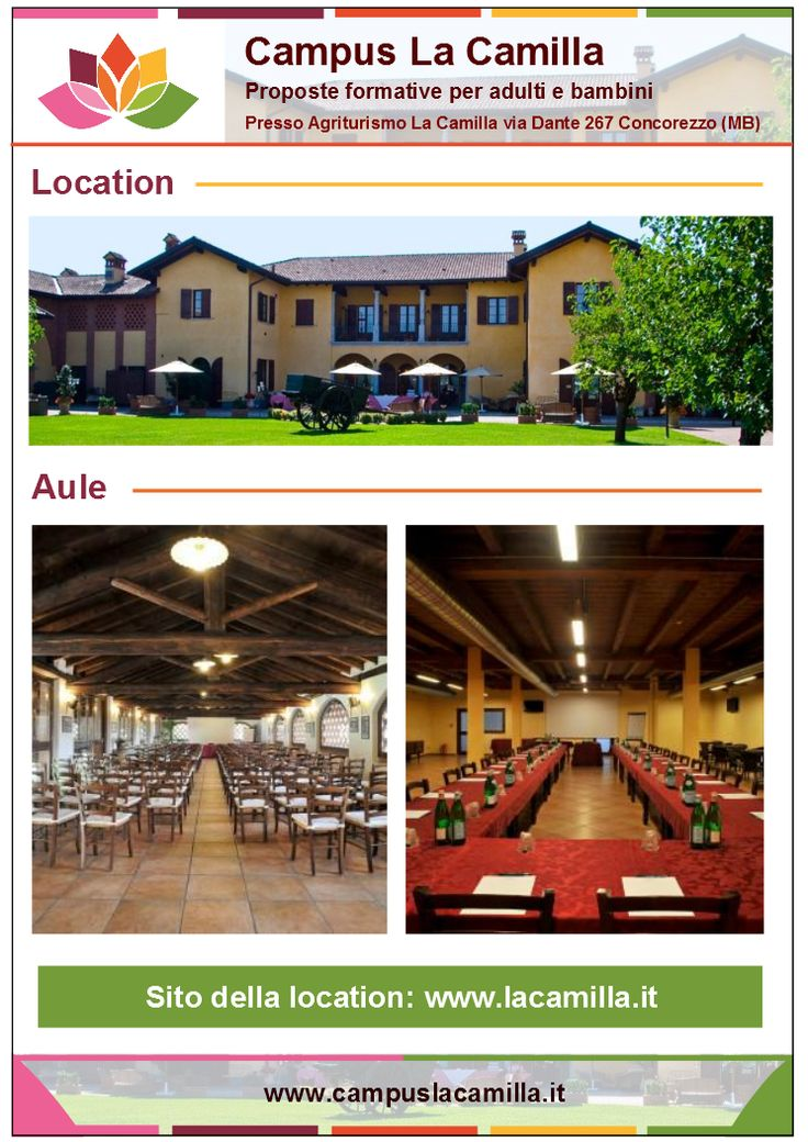 Location e aule