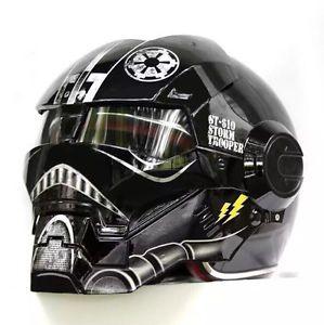 Masei 610 Star Wars Storm Troopers Darth Vader Motorcycle Helmet HJC KTM Bike