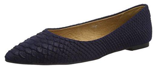 Belmondo, 703499 03, Damen Geschlossene Ballerinas, Blau (marino), 41 EU - Stiefel für frauen (*Partner-Link)