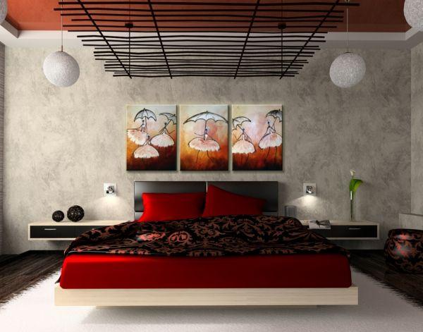 Hogyan teheted még hangulatosabbá az otthonod? Dekoráld a falakat festett vászonképekkel.