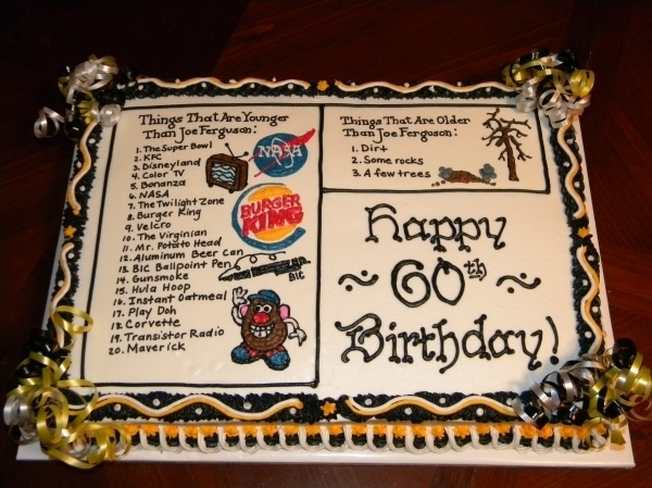 19 best Dads 60th images on Pinterest Birthdays Birthday party