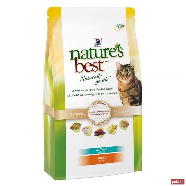 Hill's Nature's Best Adult Tuna Fish Ton Balıklı Yetişkin Kedi Kedi Maması 2 kg