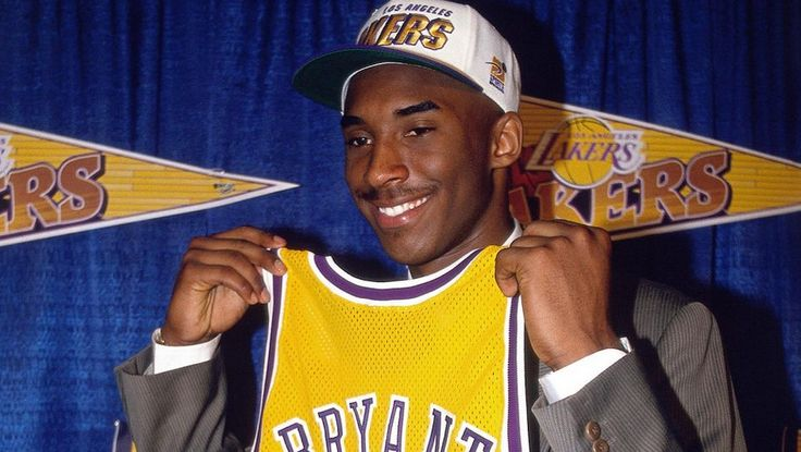 No.13 pick Kobe Bryant: The booms and busts of the 1996 NBA Draft