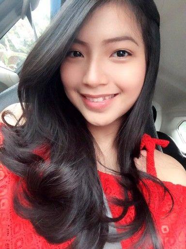 Shania Gracia in red dresss... #JKT48