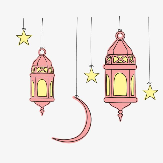Eid Al Adha Cartoon Pink Sky Lantern Ornaments Eid Ul Adha Eid Eid Ul Adha Eid Mubarak Eid Cartoon Vector Pink Vecto Eid Wallpaper Ramadan Crafts Ramadan Cards