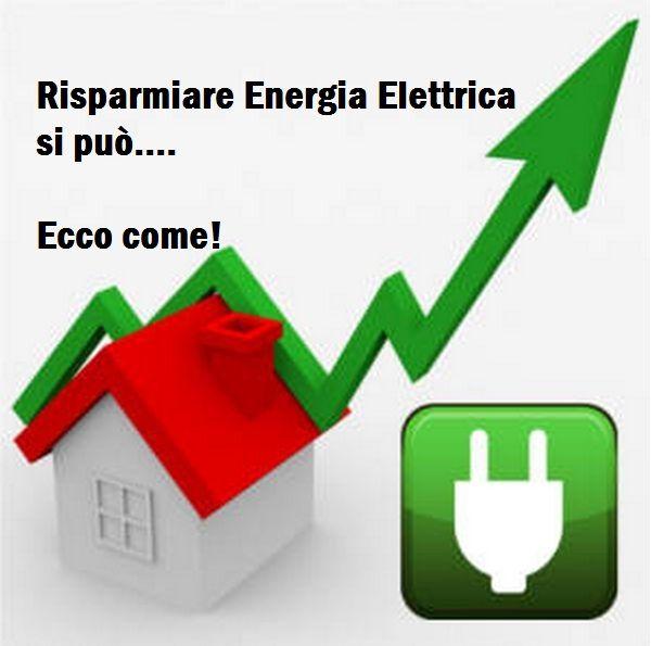 Risparmiare energia elettrica si può... Con le FASCE di consumo!! Ecco come sono e quando usarle!
