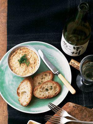 【ELLE a table】さばのリエットレシピ|エル・オンライン