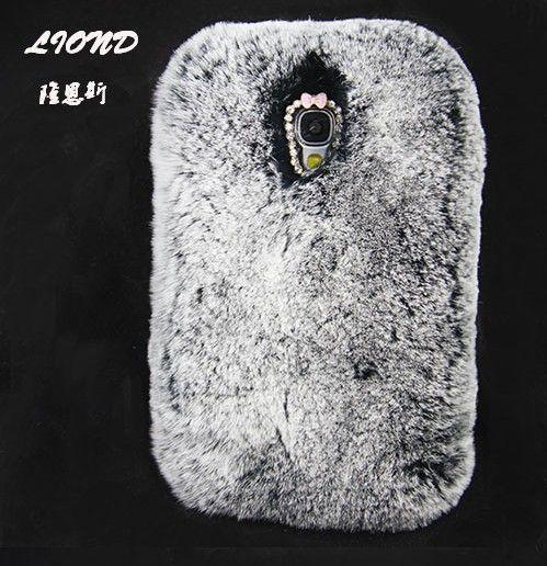 Galaxy Note 3 Luxury & Warm Fur Style Fluffy Phone Case - Cute Galaxy Note 3 Cases - Samsung Galaxy Note 3 Cases - Samsung Cases