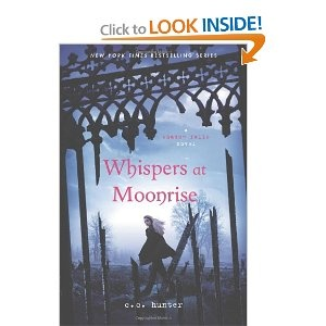 Whispers at Moonrise (Shadow Falls - Book 4) by C. C. Hunter