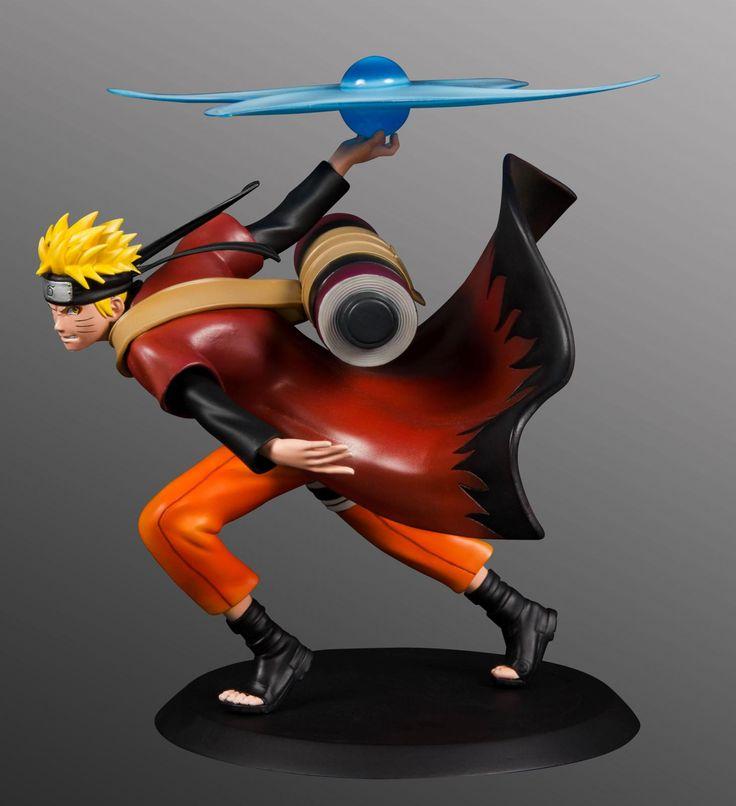 [TSUME] Naruto Shippuden: Naruto Uzumaki X-Tra Statue http://amzn.to/2kiLc1Z