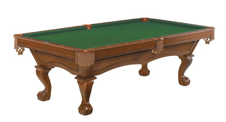 Broadmoor Billiards 8' Pool Table