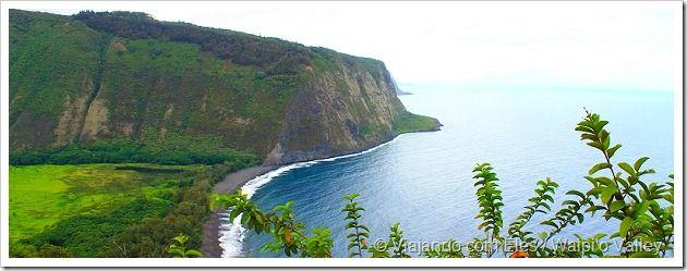 O que fazer em Hilo durante sua viagem para Big Island - Waipi'o Valley