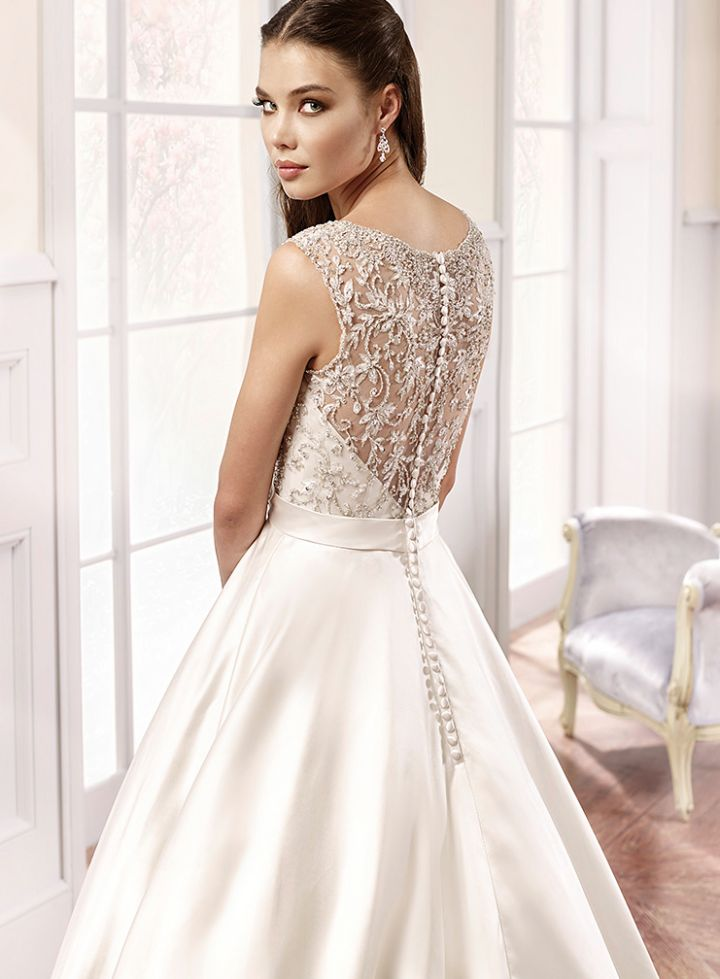 Eddy k wedding dresses 2015 milano collection for Eddy k wedding dresses