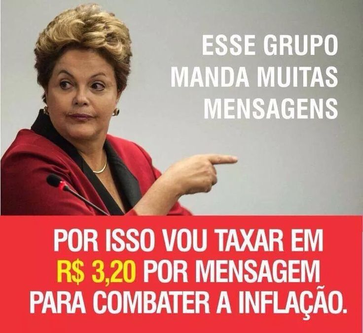Dilma Grupos do Whatsapp