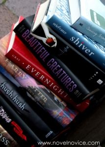 You're never too old for a good young adult book (: