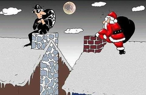 53 best Santa images on Pinterest | Weihnachtsstimmung, Lustige ...