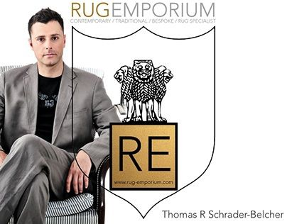 """Check out new work on my @Behance portfolio: """"No service fees, only happy clients @ RUG-EMPORIUM"""" http://on.be.net/1Wfr88v"""