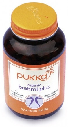 Organic Brahmi promotes alertness and increases mental concentration. Also a memory booster.