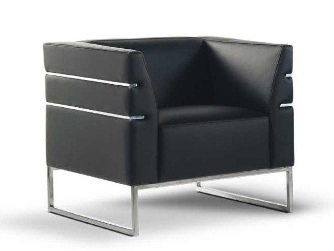 LISA 沙发椅 By Formenti 设计师Tiziano Formenti · SofaModern