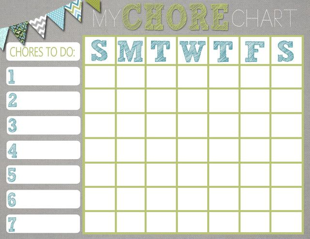99 best Printable Reward Charts Template images on Pinterest - incentive chart template