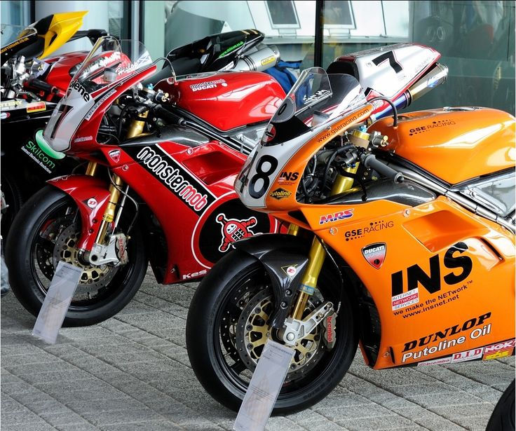 Monster Mob Ducati. (Copyright All Rights Reserved By Trackside70)