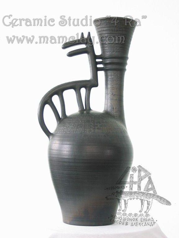 """4-006 - Студия керамики """"4Ра"""". Посуда, изразцы, панно ручной работы."""