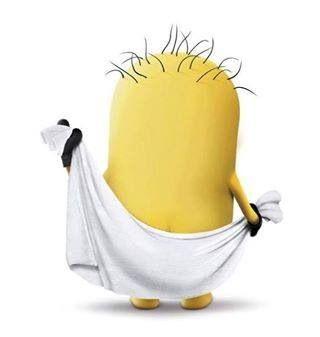 Minions are so cute awesome and weird!!!!...............Bottom he he he