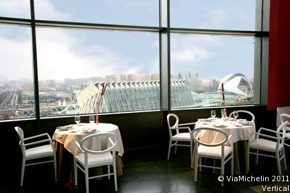 restaurants valencia michelin - Google zoeken