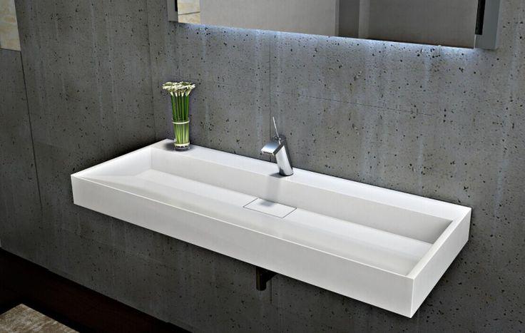 ... -blanc- 70cm / 100cm / 120cm Le monde de la salle de bain Lavabos