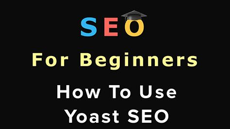 A step-by-step video video that will teach you how to use Yoast SEO to make SEO friendly content and optimize your website for search…