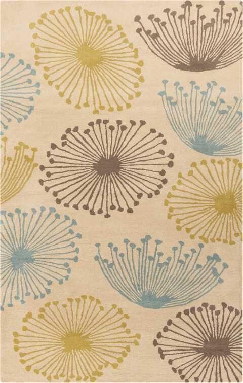 Surya Sanderson Snd4512 Olive Area Rug Bold Rugs