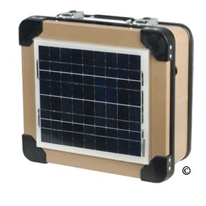 Premier PRS 50 Solar Energizer - This is the fanciest thing I want this year.