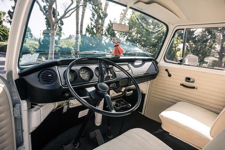 best 25 volkswagen bus interior ideas on pinterest vw camper camper van and conversion van. Black Bedroom Furniture Sets. Home Design Ideas