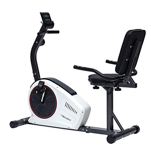 Techfit R450 Recumbent Exercise Bike Ideal Recovery Workout At