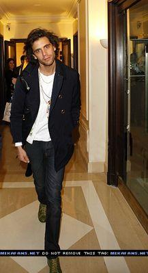 NRJ Music Awards, Carlton Palace, 23-01-2010 - MIKA