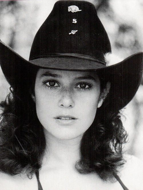 DEBRA WINGER: smart and pretty, great personality